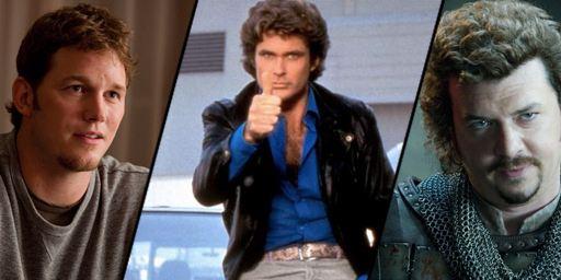 """Gerücht: Chris Pratt und Danny McBride für Hauptrollen im """"Knight Rider""""-Kino-Remake im Gespräch"""