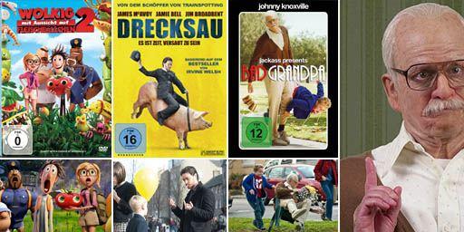 Die FILMSTARTS-DVD-Tipps (23. Februar bis 1. März 2014)