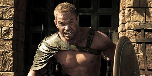 """""""The Legend Of Hercules"""": In zwei neuen deutschen Trailern lässt Kellan Lutz seine göttlichen Muskeln spielen"""