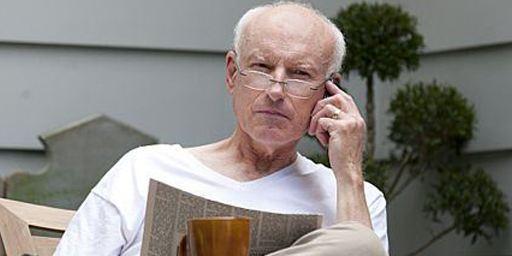 "James Rebhorn, Carries Vater in der Thriller-Serie ""Homeland"", ist tot"