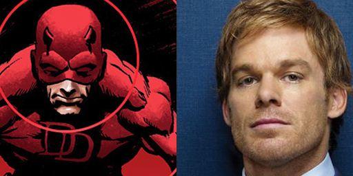 """Gerücht: """"Dexter""""-Star Michael C. Hall als Daredevil in der kommenden Netflix-Serie"""