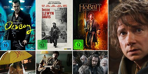 Die allourhomes.net-DVD-Tipps (6. bis 12. April 2014)