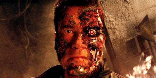 """Erstes Setbild: Die Dreharbeiten zu Alan Taylors Sci-Fi-Reboot """"Terminator: Genesis"""" haben begonnen"""
