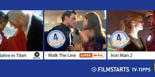 Die FILMSTARTS-TV-Tipps (2. bis 8 . Mai 2014)