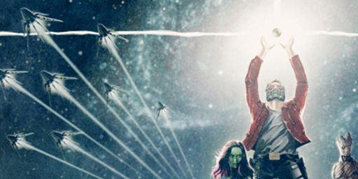 """""""Guardians Of The Galaxy"""" meets """"Star Wars"""" auf neuem Tribut-Poster, cooler TV-Spot und Infos zur Imax-Version"""