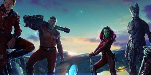 "So fanden wir Marvels ""Guardians Of The Galaxy"""