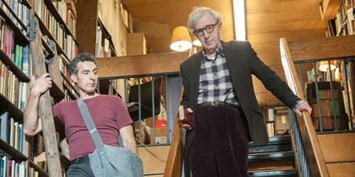 """Exklusiv: Das deutsche Poster zu """"Plötzlich Gigolo"""" mit John Turturro und Woody Allen"""