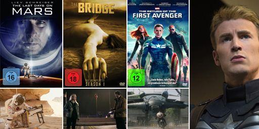 Die FILMSTARTS-DVD-Tipps (10. bis 16. August 2014)
