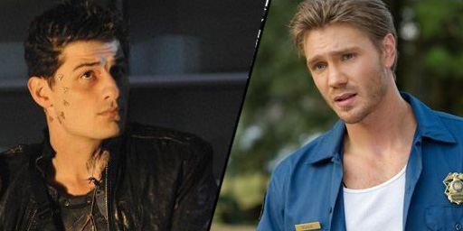 """Agent Carter"": Enver Gjokaj und Chad Michael Murray stoßen zum Cast des ""Captain America""-Ablegers"