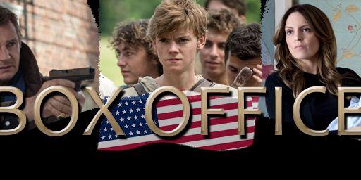 Kinocharts USA: Die Top 10 des Wochenendes (19. bis 21. September 2014)