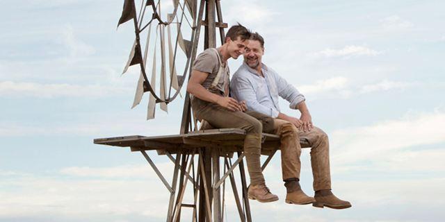 """Russell Crowe und Olga Kurylenko im deutschen Trailer zu """"Das Versprechen eines Lebens"""""""