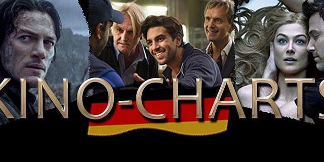 Kinocharts Deutschland: Die Top 10 des Wochenendes (2. bis 5. Oktober 2014)