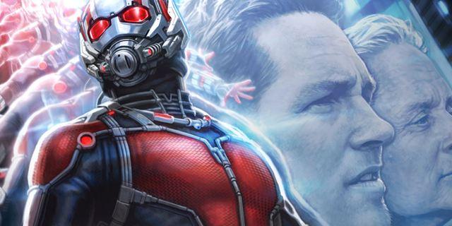 """Michael Douglas veröffentlicht zum Abschluss seiner Dreharbeiten zu """"Ant-Man"""" ein Bild von sich als Hank Pym"""