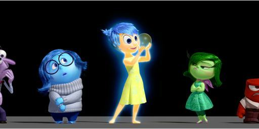 """""""Alles steht Kopf"""": Traurigkeit im neuen Figuren-Video und –Poster zum kommenden Pixar-Film"""