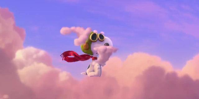 """Im ersten Trailer zu """"Die Peanuts - Der Film"""" fliegt Snoopy nach Paris"""