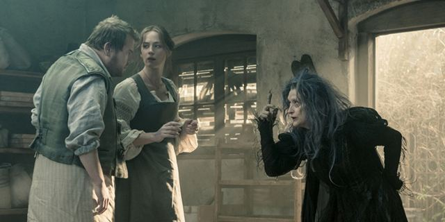 """Johnny Depp, Chris Pine, Meryl Streep und Co. auf dem neuen deutschen Kinoposter zu """"Into The Woods"""""""