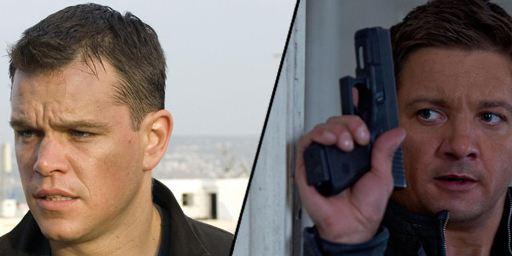 """""""Bourne""""-Sequels: Laut Produzent Frank Marshall gibt es keine Pläne für einen gemeinsamen Film von Matt Damon und Jeremy Renner"""
