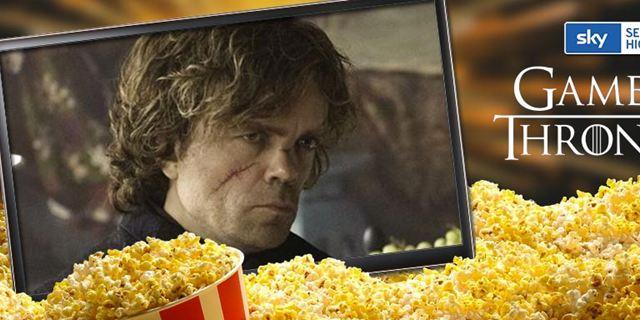 "Unser Sky-Serien-Highlight im April: ""Game of Thrones"""