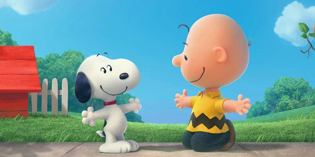 """Neue Figurenposter zu """"Die Peanuts - Der Film"""""""