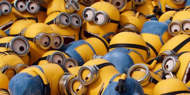 """Gelb ist das neue Gold in den deutschen Kinocharts: """"Minions"""" unangefochten auf dem Thron"""