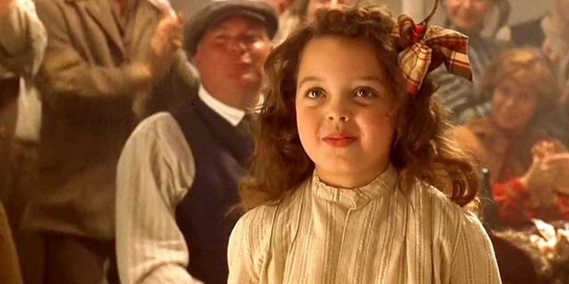 """So sieht das kleine Mädchen aus """"Titanic"""" heute aus"""