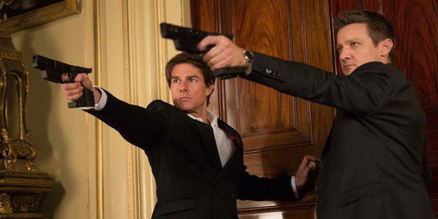 """Deutsche Kinocharts: """"Mission: Impossible - Rogue Nation"""" verteidigt die Spitze"""