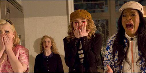 """""""Scream Queens"""": Eröffnungssequenz macht dem Serientitel alle Ehre"""