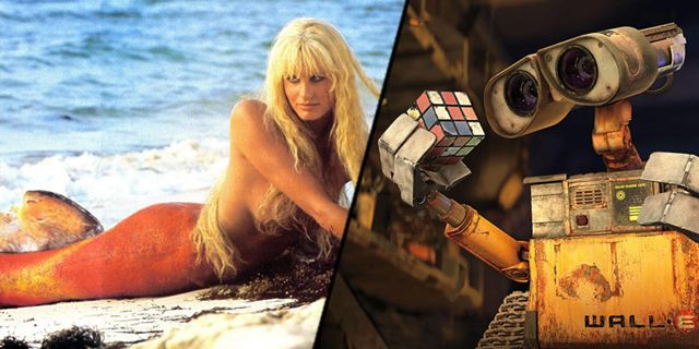 """""""Wall-E"""" trifft """"Splash"""": Guillermo del Toro arbeitet an einem neuen, verrückt klingenden Projekt"""