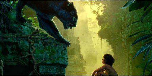 """Mashup-Trailer zu """"Das Dschungelbuch"""": Zeichentrickklassiker trifft auf Realverfilmung"""
