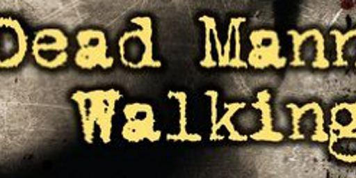 """CBS entert den Zombie-Markt mit neuer Serie """"Dead Mann Walking"""""""
