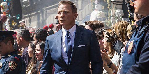 """Deutsche Kinocharts: James-Bond-Abenteuer """"Spectre"""" startet auf Erfolgskurs"""