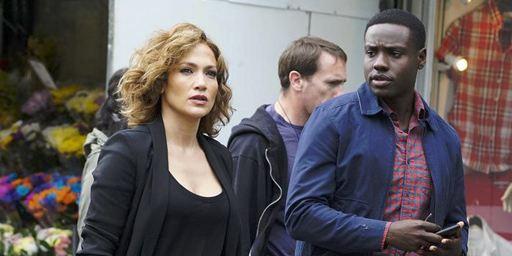 """Jennifer Lopez im ersten Trailer zu """"Shades Of Blue"""""""