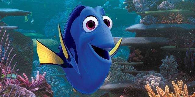 """""""Findet Dory"""": Neues Bild zur Animationsfortsetzung enthüllt zwei freundlich gesinnte Meeresbewohner"""