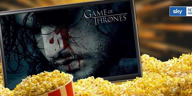 """Unser Sky-Serien-Highlight im April: """"Game Of Thrones - Das Lied von Eis und Feuer"""""""