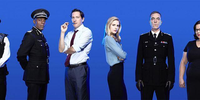 """""""Babylon"""": Deutscher TV-Start der britischen Polizei-PR-Serie von """"Trainspotting""""-Regisseur Danny Boyle"""