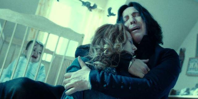 """""""Harry Potter And The Cursed Child"""": Die ganze Wahrheit über Severus Snape enthüllt"""