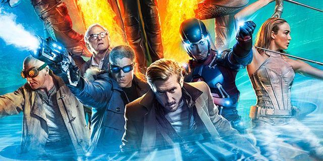 """Samurais, Zombies, Nazis und die Helden aus """"Flash"""", """"Supergirl"""" und Co. im neuen Trailer zu """"DC's Legends Of Tomorrow"""""""