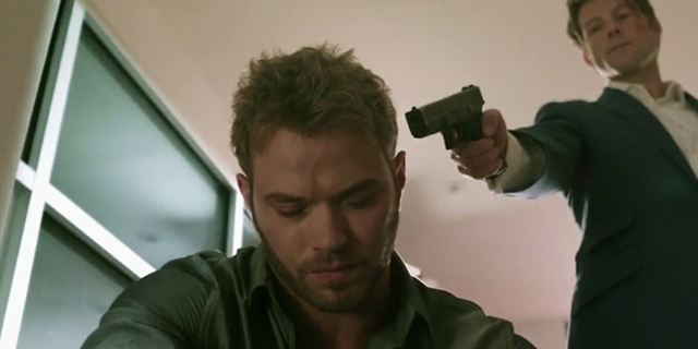 """Money"": Deutsche Trailerpremiere zum Thriller mit ""Twilight""-Star Kellan Lutz und ""Grey's Anatomy""-Arzt Jesse Williams"