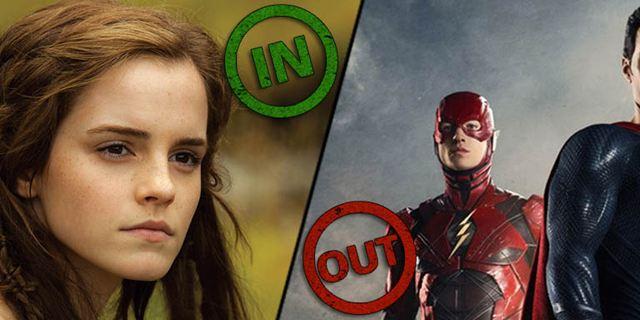 Die INs & OUTs der Woche mit Emma Watson, Mila Kunis und dem Sexismus in Hollywood