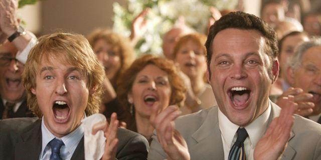 """""""Die Hochzeits-Crasher 2"""": Fortsetzung zur Hit-Komödie mit Owen Wilson und Vince Vaughn in Arbeit"""