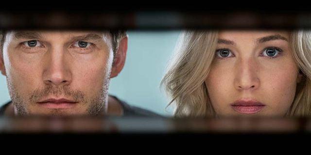 """Set-Interview zu """"Passengers"""" mit Chris Pratt und Jennifer Lawrence: """"Ich wollte noch nie so gern 'Nein' zu einem Film sagen"""""""