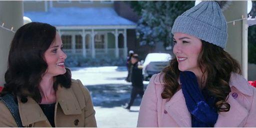 """Rory, Lorelai und fehlende Unterwäsche im neuen Trailer zu """"Gilmore Girls: Ein neues Jahr"""""""