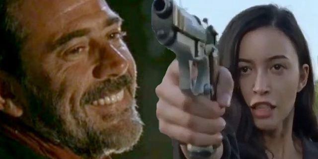 """Wer stirbt? Wer lebt? Was passiert im Kampf gegen Negan? Alles zum Midseason-Finale von """"The Walking Dead"""" im Video!"""