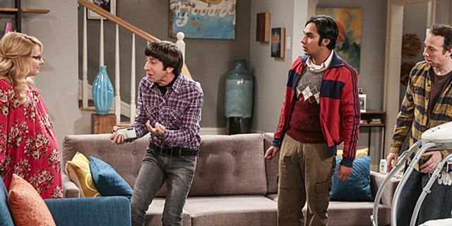 """Extreme Spätgeburt: """"Big Bang Theory""""-Macher scherzt über das erste Baby der Erfolgssitcom"""