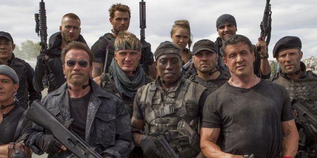 """""""The Expendables 4"""" mit vielen Rückkehrern neben Stallone und Schwarzenegger für 2018 angekündigt"""