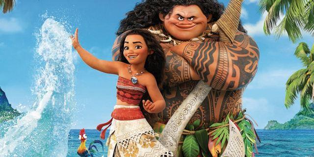 """Vaiana"" als kollektives Musical: Disney bringt Mitsing-Version in die US-Kinos"