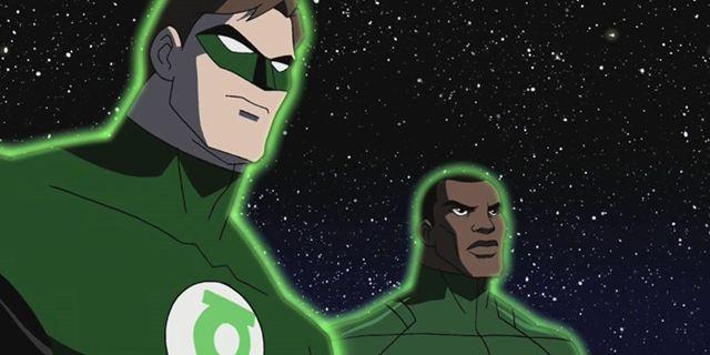 """""""Green Lantern Corps"""" soll wie """"Lethal Weapon"""" im All werden: Drehbuchautoren an Bord"""