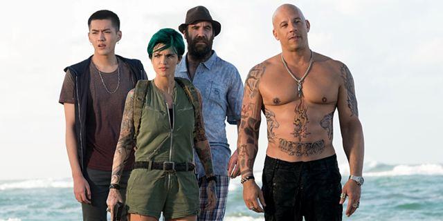 """Deutsche Kinocharts: """"xXx 3"""" stürmt an die Spitze"""