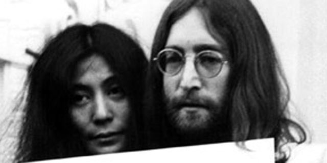 """Fifty Shades Of Grey""-Produzent arbeitet an Film über John Lennon und Yoko Ono"