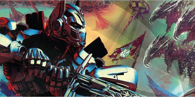 """""""Transformers 5: The Last Knight"""": Michael Bay verabschiedet sich mit einer offiziellen Synopsis und einem neuen Bild von der Roboter-Action-Reihe"""